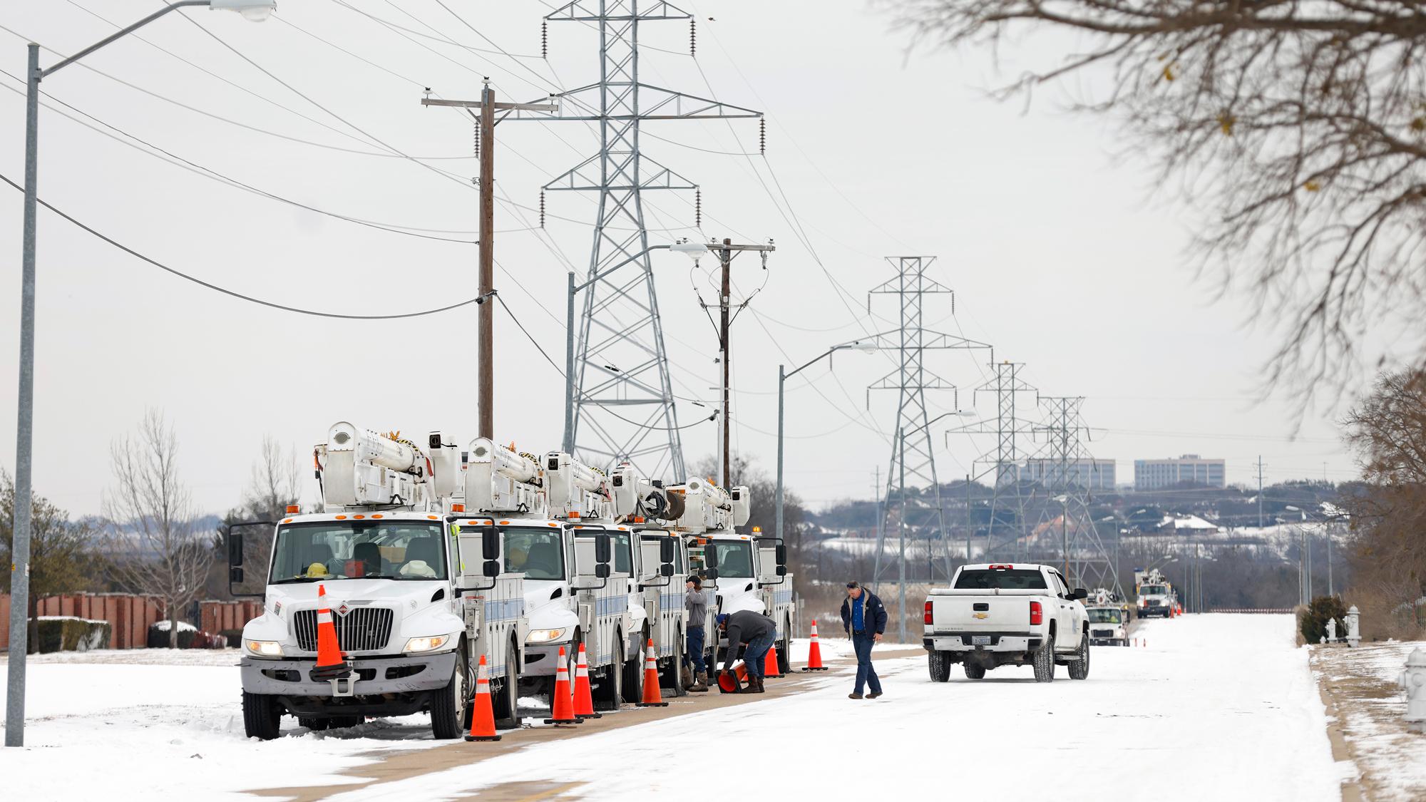 'Как развал СССР': эксперты объяснили крах энергосистемы США на фоне экстремальных морозов