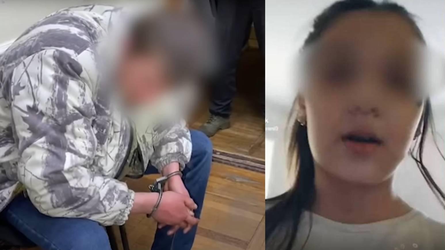 'Папа, меня убили'. Отец рассказал о последних мгновениях дочки, застреленной через дверь в Чите