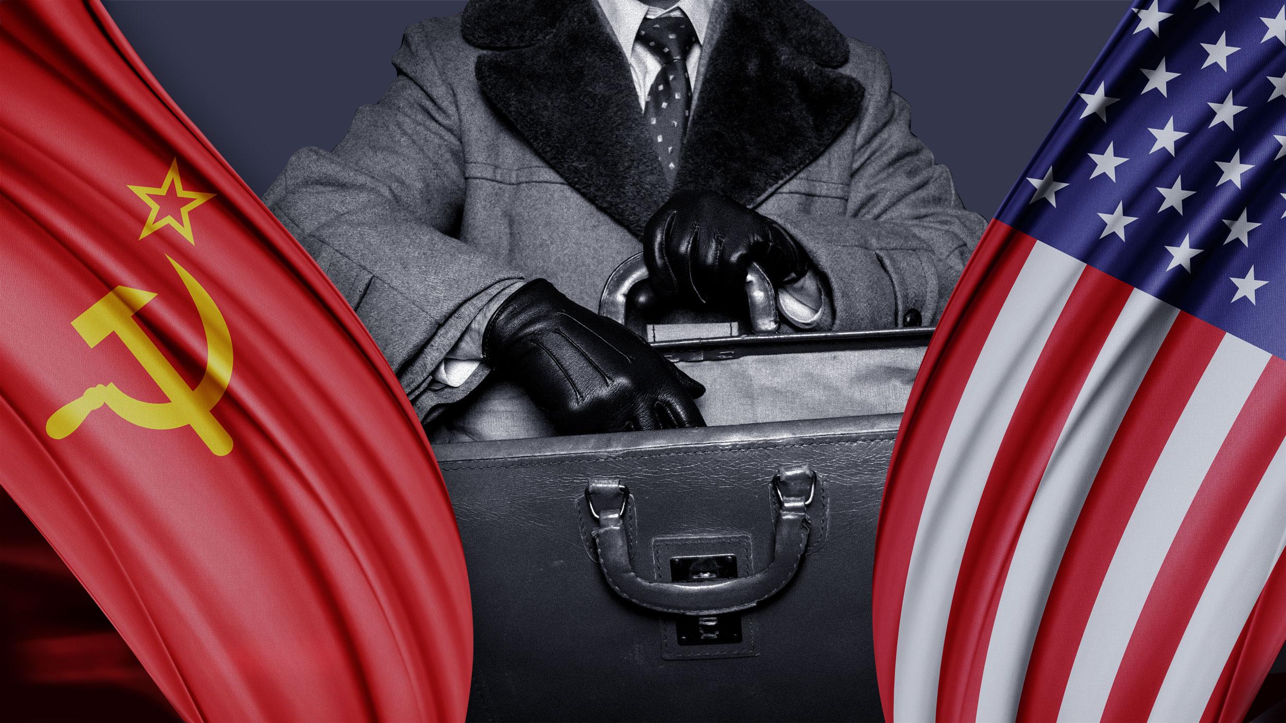 Кулак ФБР: как Герой Советского Союза стал неуловимым американским шпионом