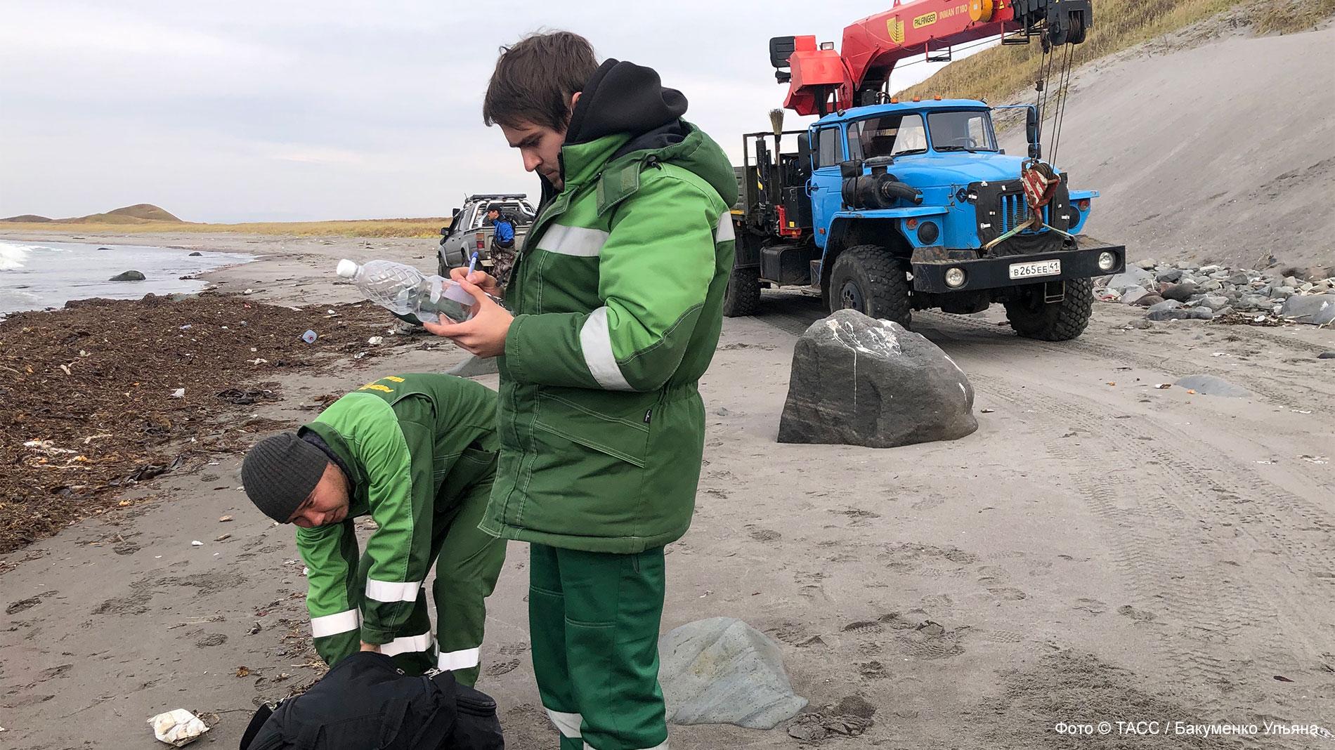 'Чистый домысел': эксперт объяснил, что загрязнения от полигона и экологическая катастрофа на Камчатке не могут быть связаны