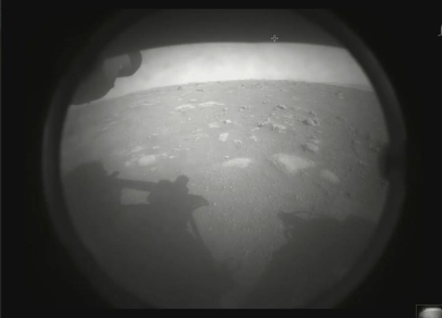 Кремль приветствовал высадку американского аппарата на Марс: Это достояние человечества