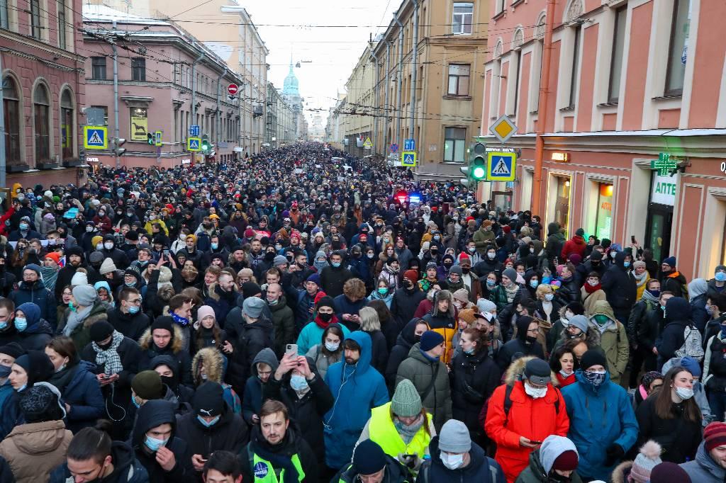 Москвич откликнулся на вакансию спортсмена-инструктора, но попал на организаторов провокаций на незаконном митинге