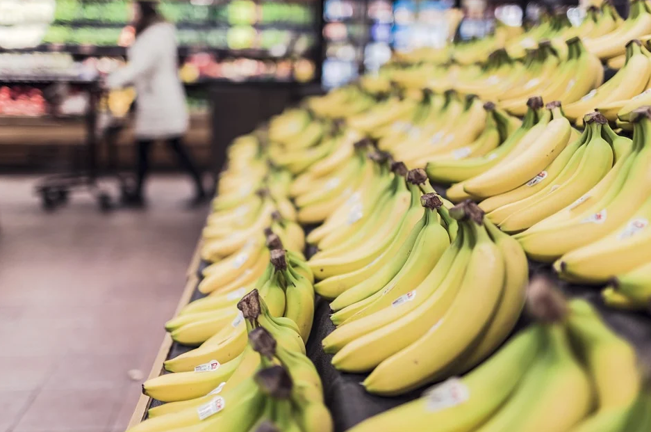 Ретейлеры сообщили о сложностях с поставками бананов из Эквадора
