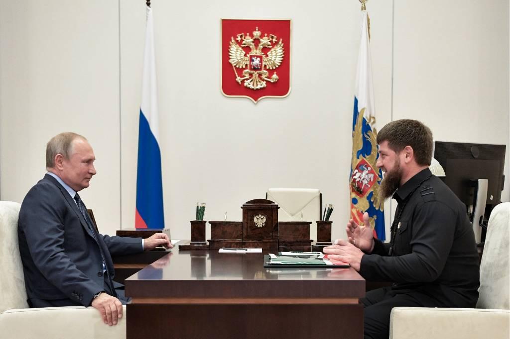 Кадыров сообщил, что Путин лично контролировал ход спецоперации против банды Бютукаева в Чечне