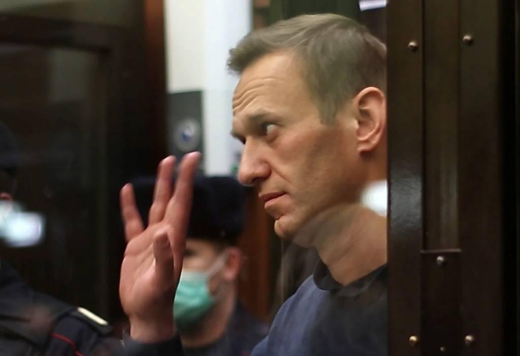 США, Германия и Великобритания призвали освободить Навального