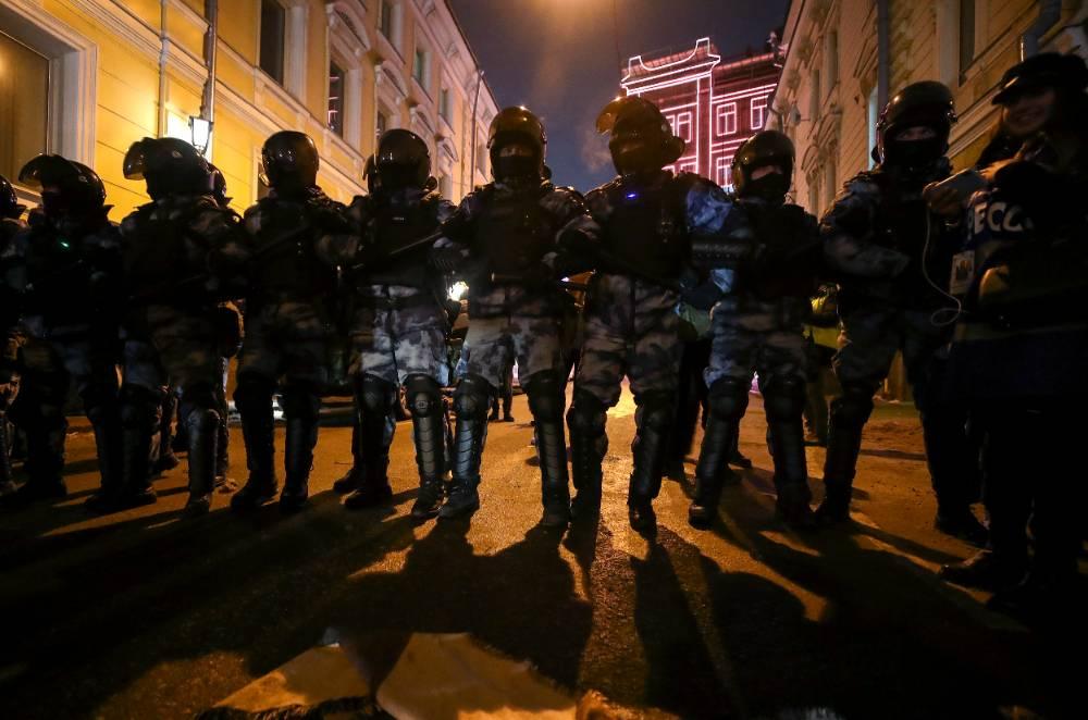 Глава СЖР напомнил полицейским об ответственности за нападения на журналистов