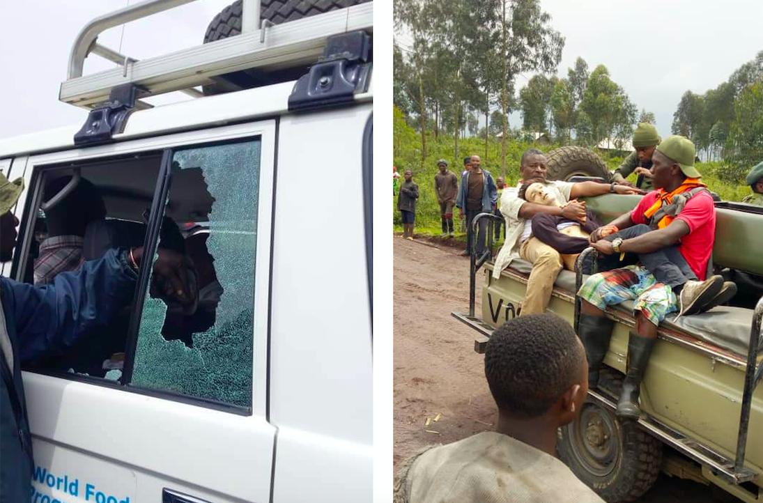 Итальянского посла убили при нападении на автоколонну ООН в ДР Конго