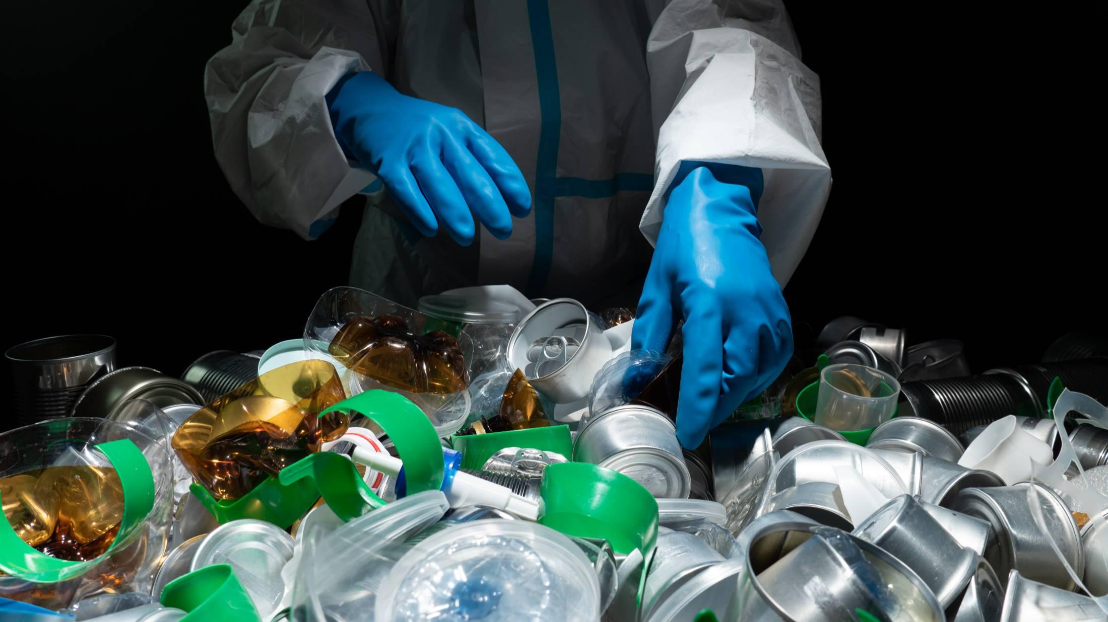 Экомарафон научил москвичей выбрасывать мусор правильно