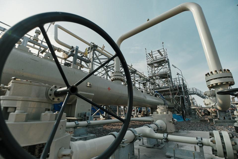 Песков прокомментировал публикацию Bloomberg о новых санкциях против 'Северного потока — 2'