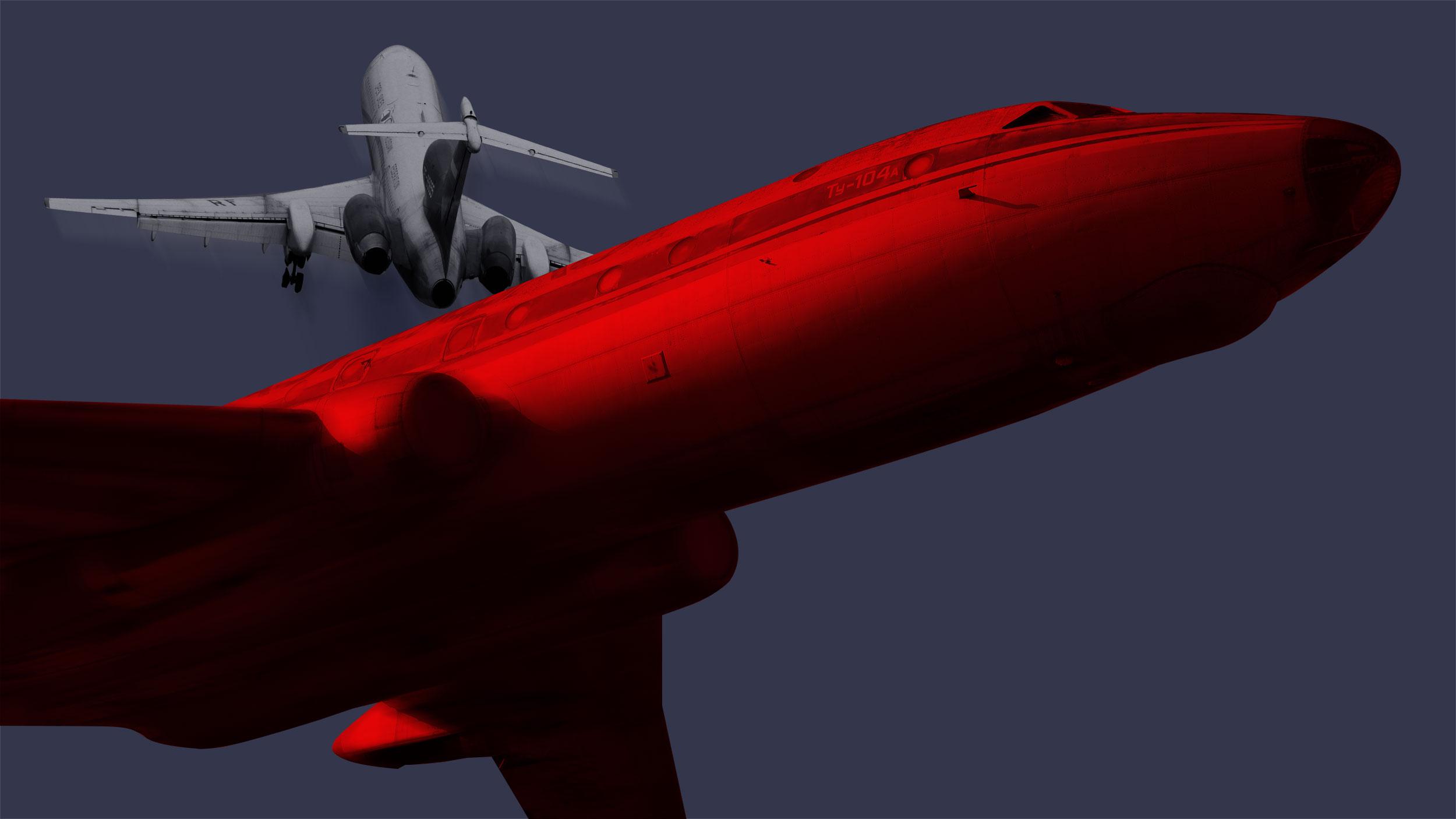 45 лет назад под Иркутском разбился пассажирский ТУ-104, при этом в катастрофе чуть не принял участие Ту-154