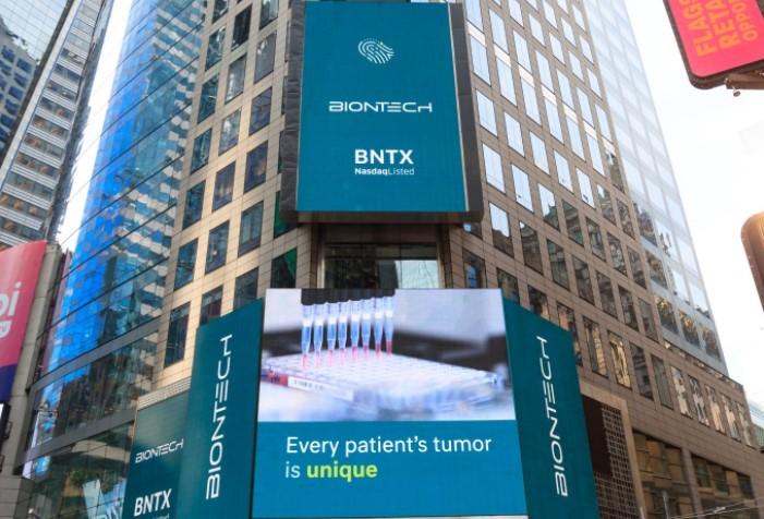 BioNTech создала альянс фармкомпаний для увеличения производства вакцины от коронавируса в Европе