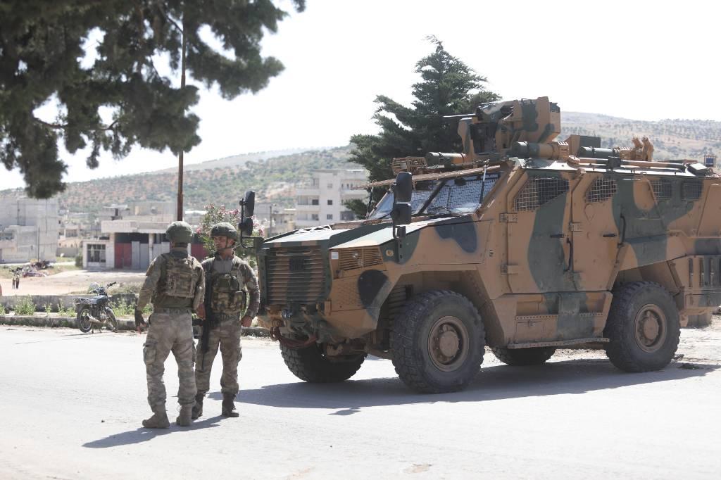 Российские военные выразили обеспокоенность из-за переброски турецкой военной техники в Сирии