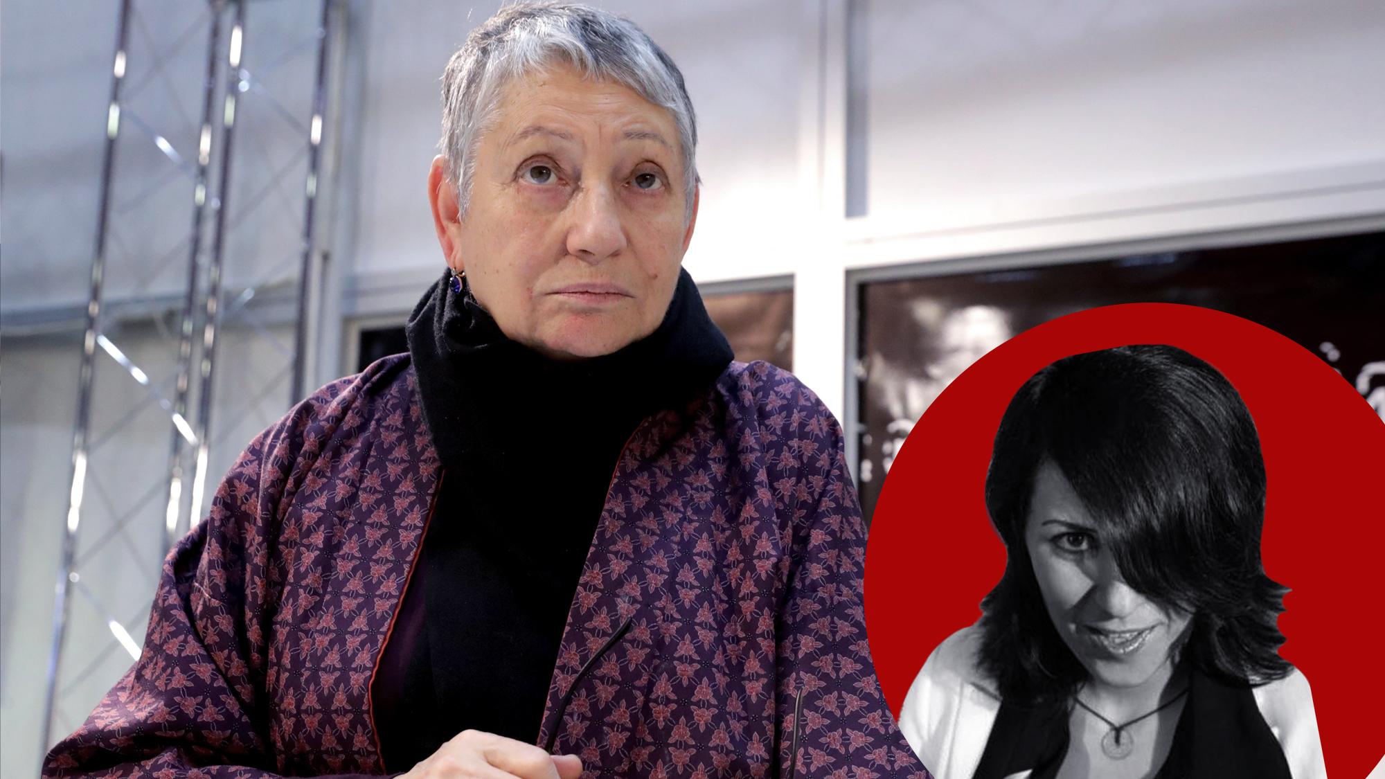 Каста неприкасаемых: почему известная писательница Улицкая не признаётся в воровстве пьесы
