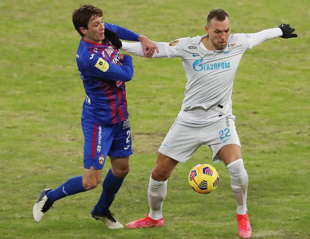 Рондон отомстил бывшей, а Дзюба не забил пенальти: 'Зенит' в суперматче обыграл ЦСКА