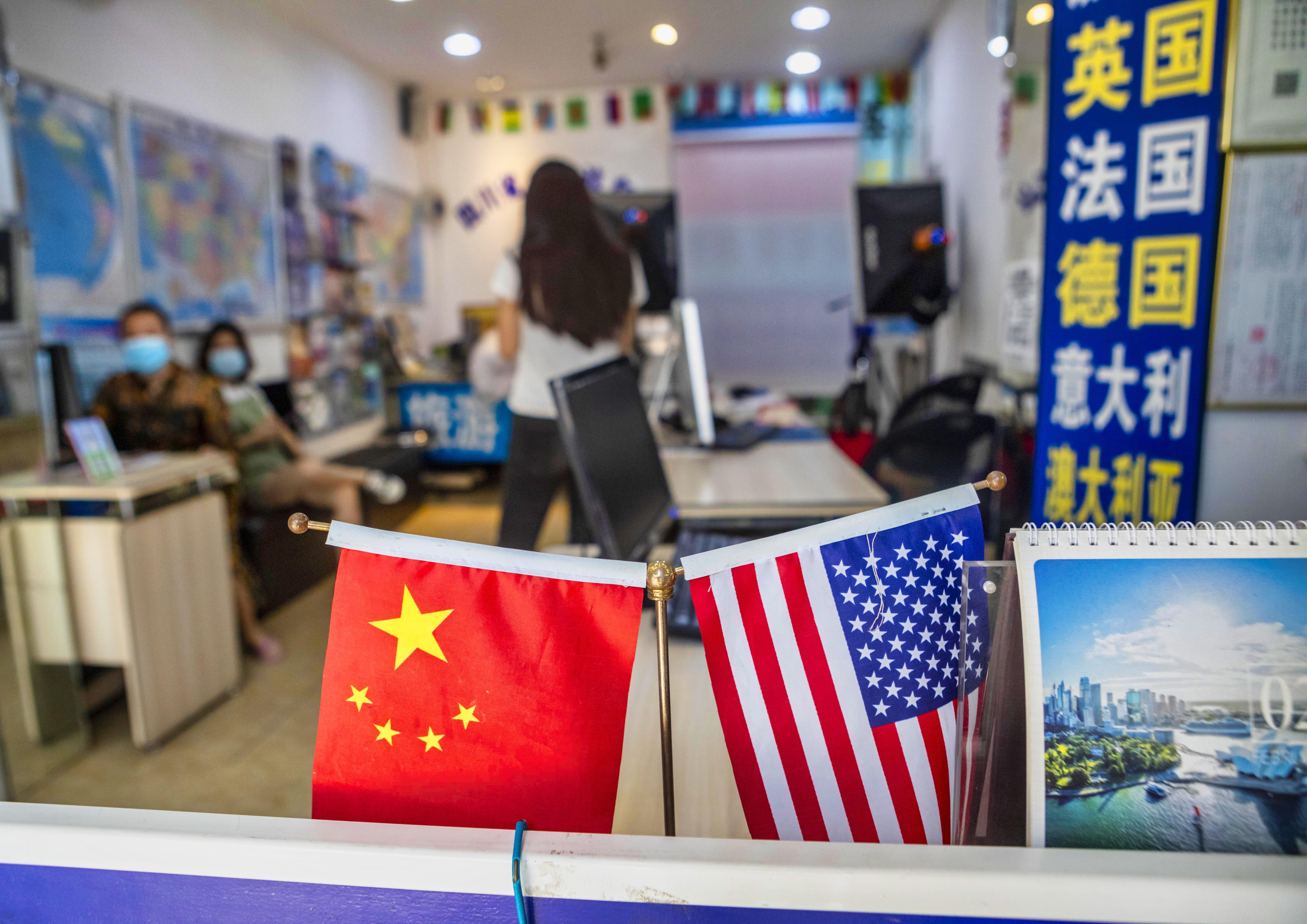 В США обвинили китайскую делегацию в 'игре на публику' на переговорах на Аляске