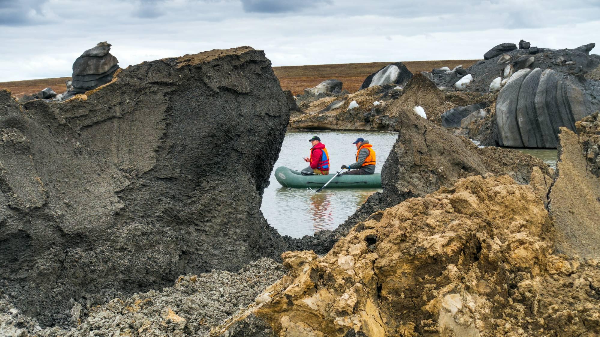 Угроза – внутри Земли: раскрыта тайна Ямальского кратера