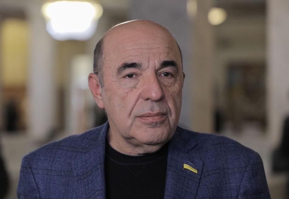 Депутату Верховной рады Рабиновичу грозят тюрьмой за публикацию карты Украины без Крыма