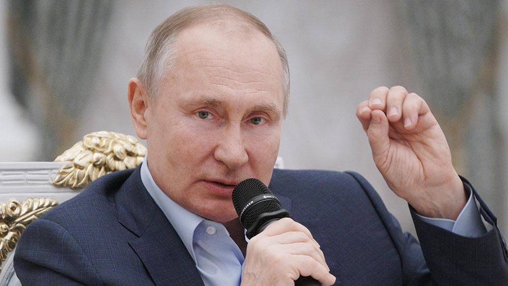 Путин заявил о множестве угроз в киберпространстве для суверенитета стран и глобальной безопасности