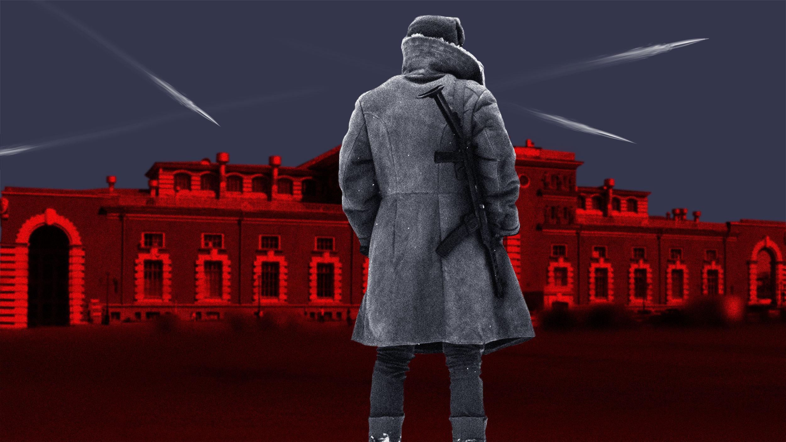 Как сын полицая решил 'забрать с собой' как можно больше советских людей