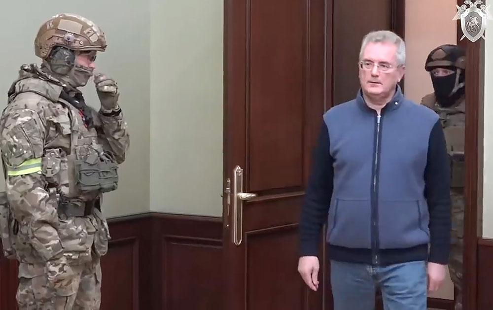 В Кремле прокомментировали задержание губернатора Пензенской области