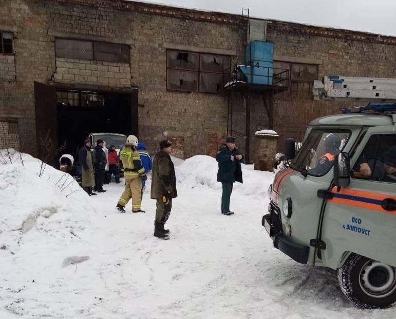 На заводе в Челябинской области прогремел взрыв, погиб отец шестерых детей