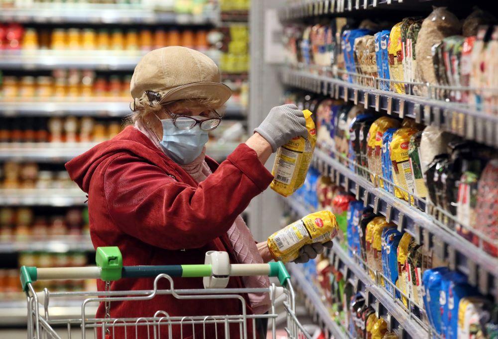 В России может появиться уголовное наказание за распространение фейков о росте цен на продукты