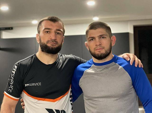 Брат Хабиба готов к возвращению в UFC в конце марта