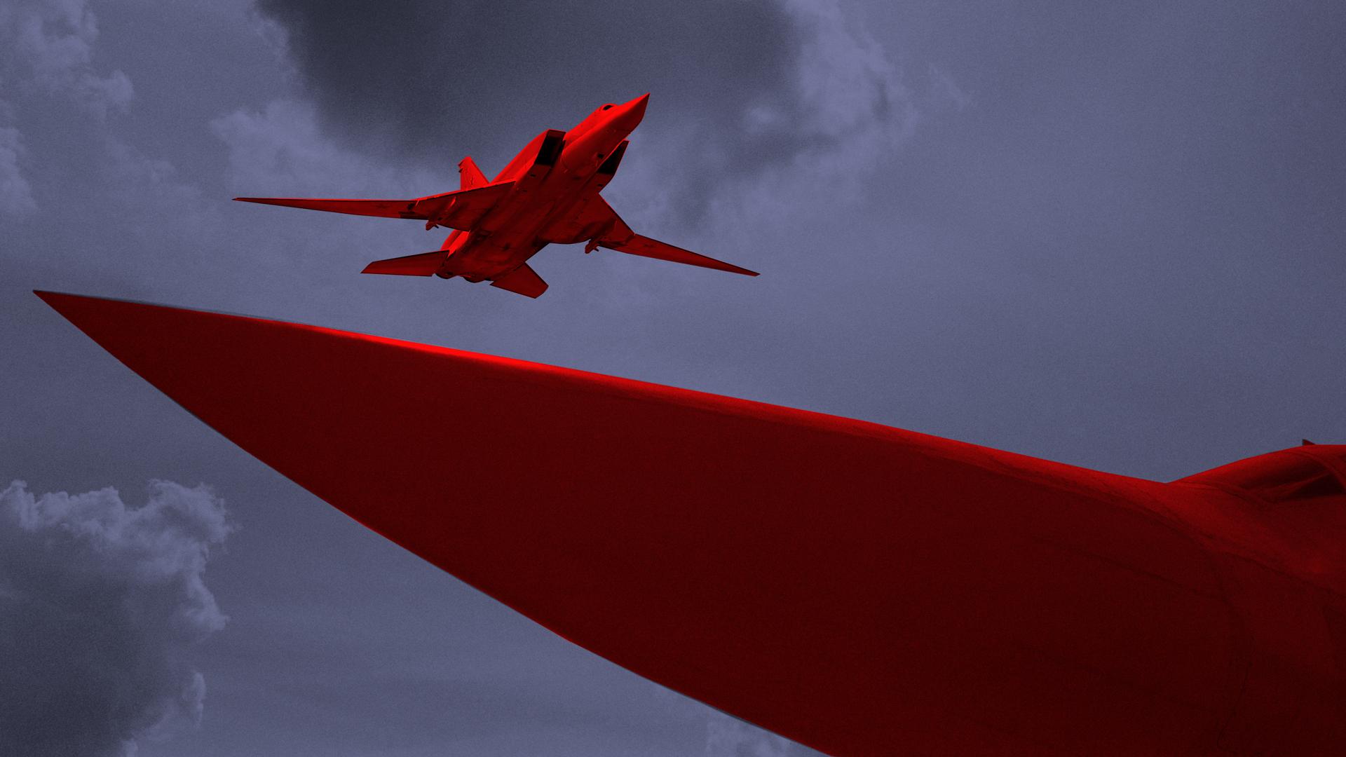 Самолёт-'людоед': как первый убийца авианосцев наводил ужас на лётчиков