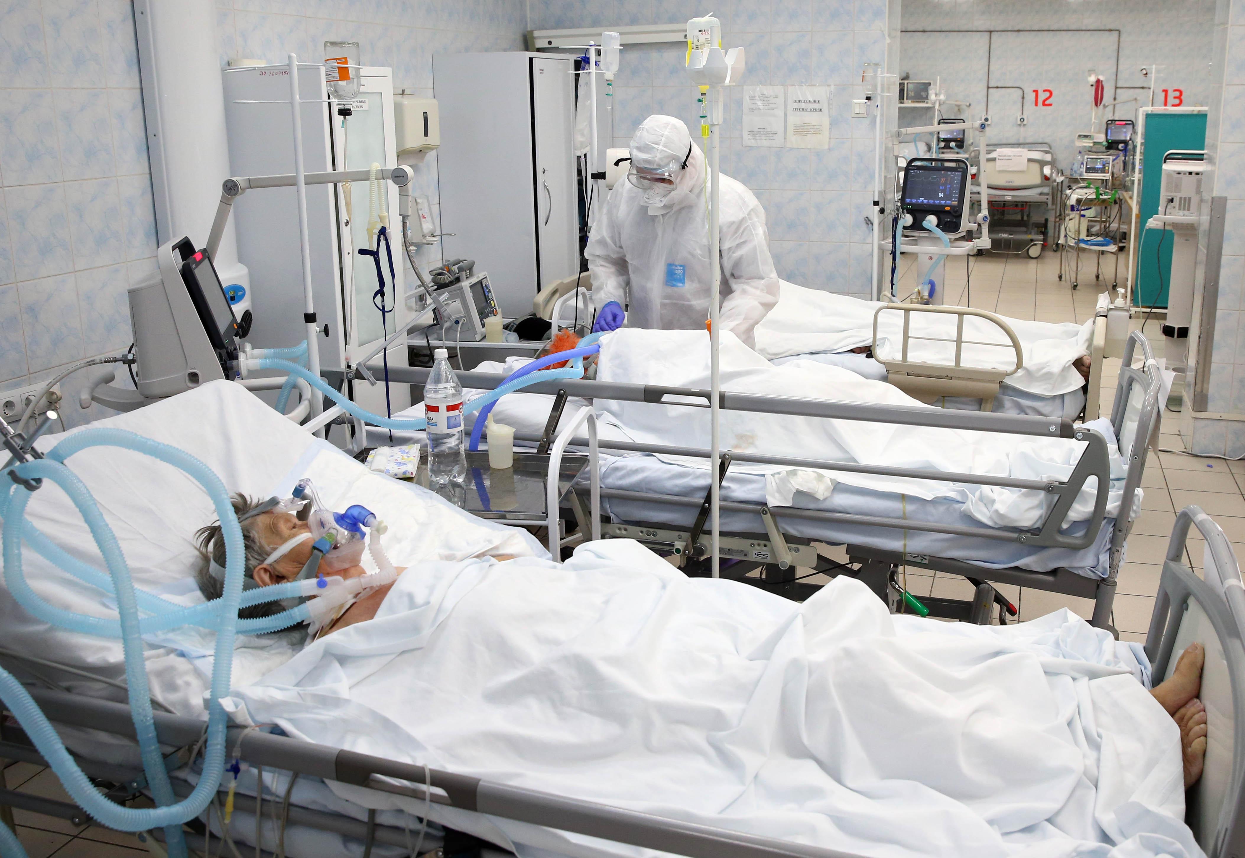 'Это предел': Глава Минздрава Украины признал, что возможности медицинской системы страны исчерпаны