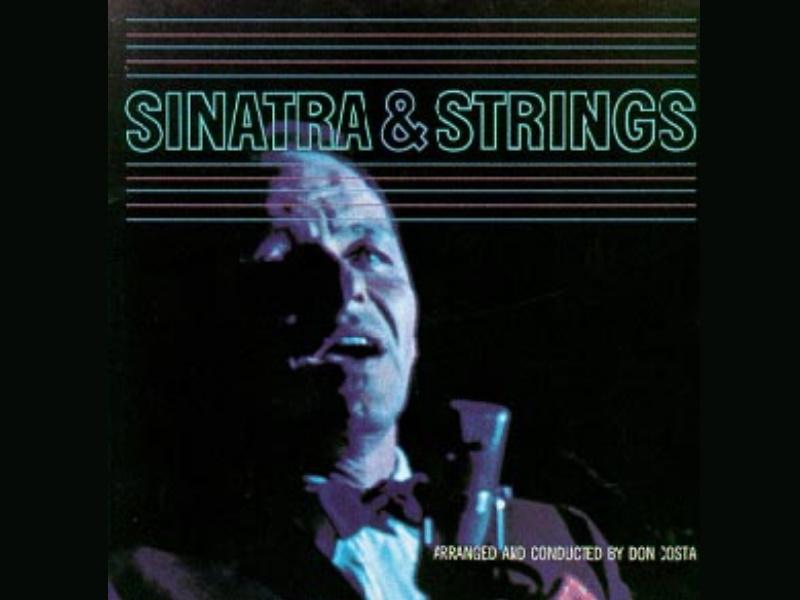 Среда джаза с Давидом Голощекиным - Sinatra & Strings