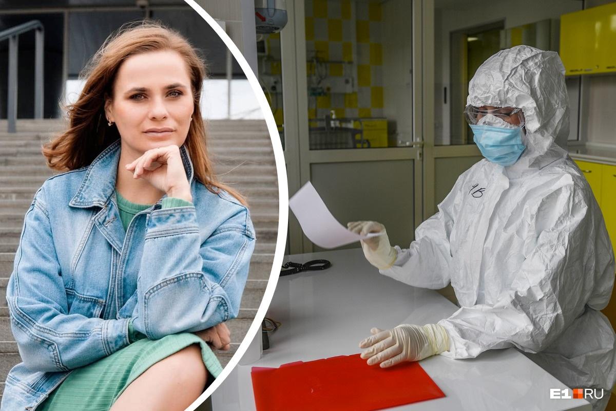 «Впервые пожалела, что не пошла учиться на врача»: уралочка — о двух неделях в 24-й больнице и жизни после COVID