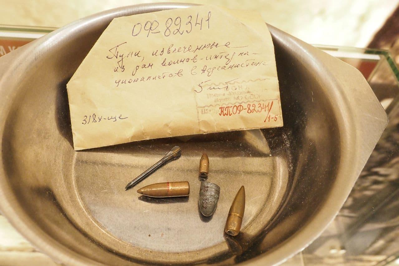 «Они были смертниками». «Фонтанка» первой увидела новый Музей вооружённых конфликтов в Петербурге