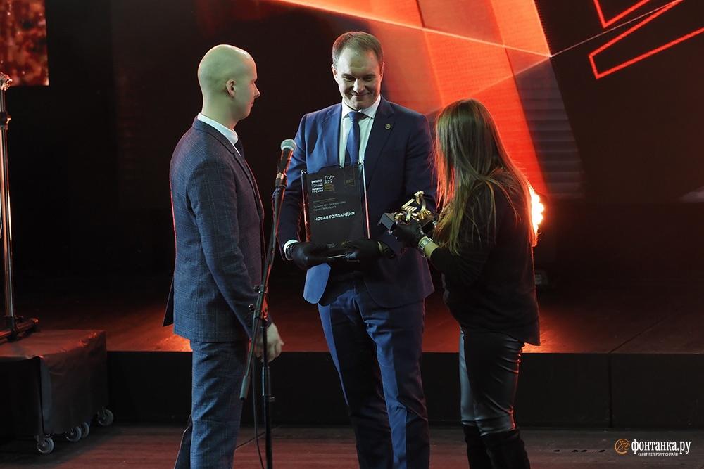 «Фонтанка» назвала победителей городской премии «Признание и Влияние» 2020 года