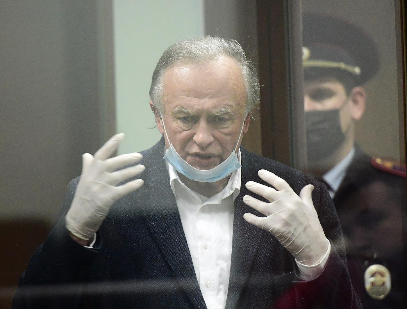 «Да, это сделал я, но...» Почему историк Соколов просит снисхождения за убийство Анастасии Ещенко