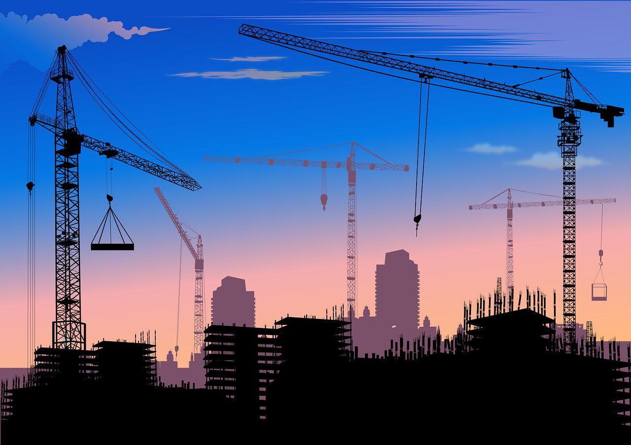 В Петербурге за 2020 год построили 3,3 млн кв. м жилья. Почти треть приходится на троих застройщиков-лидеров