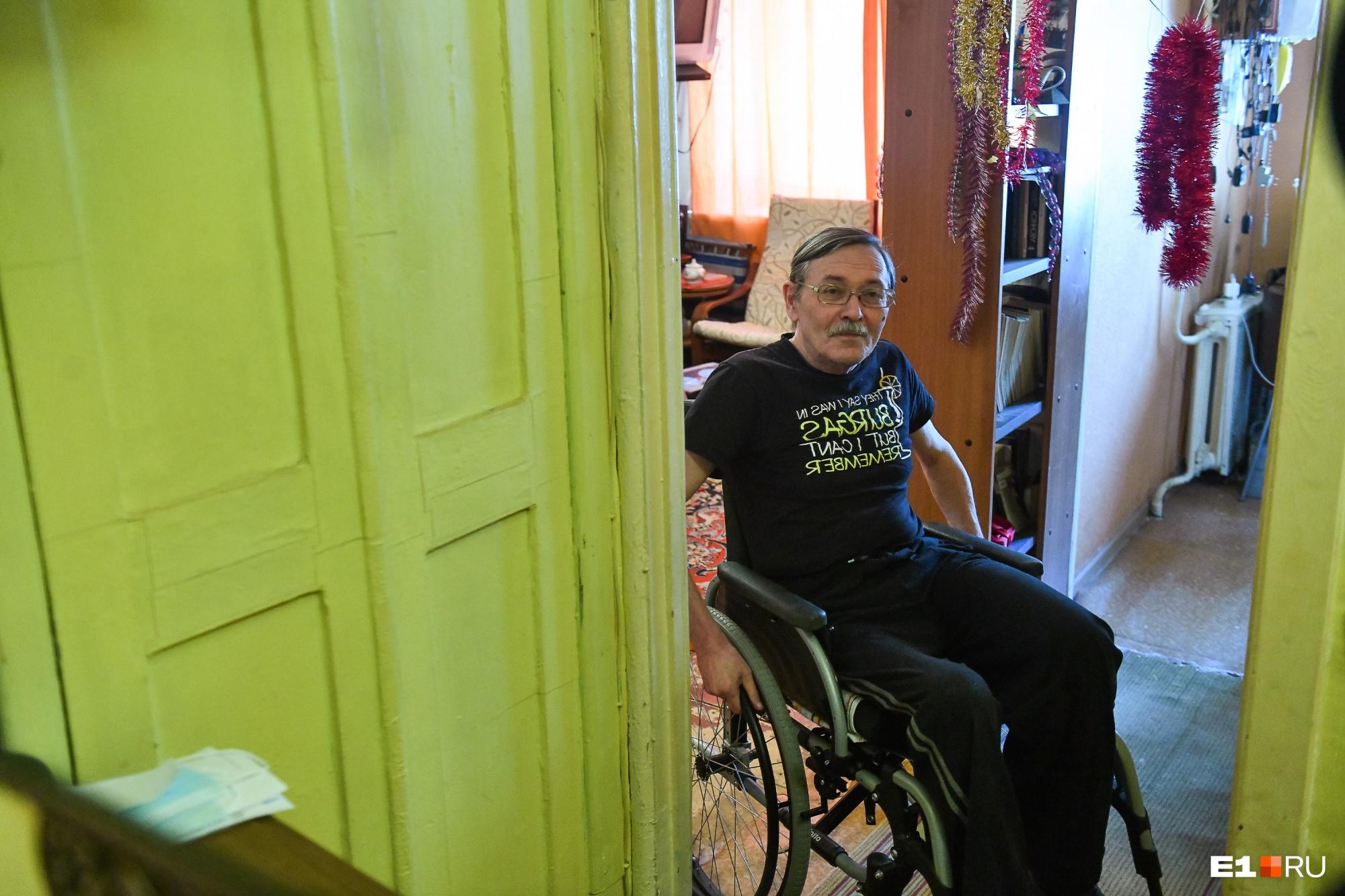 «Наши проблемы никто не поймет». Колясочник — о правах инвалидов, которые они должны отстаивать сами