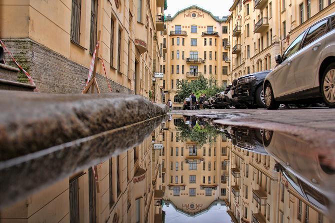 Тайна следствия. Алексей Герман-младший потерпел фиаско в борьбе с протекающей крышей и задумался о Москве