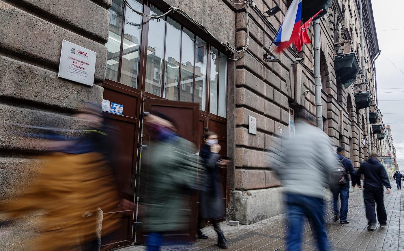 Незачет за агитацию. Как студентам в Петербурге предложили поработать на «Единую Россию» в качестве практики