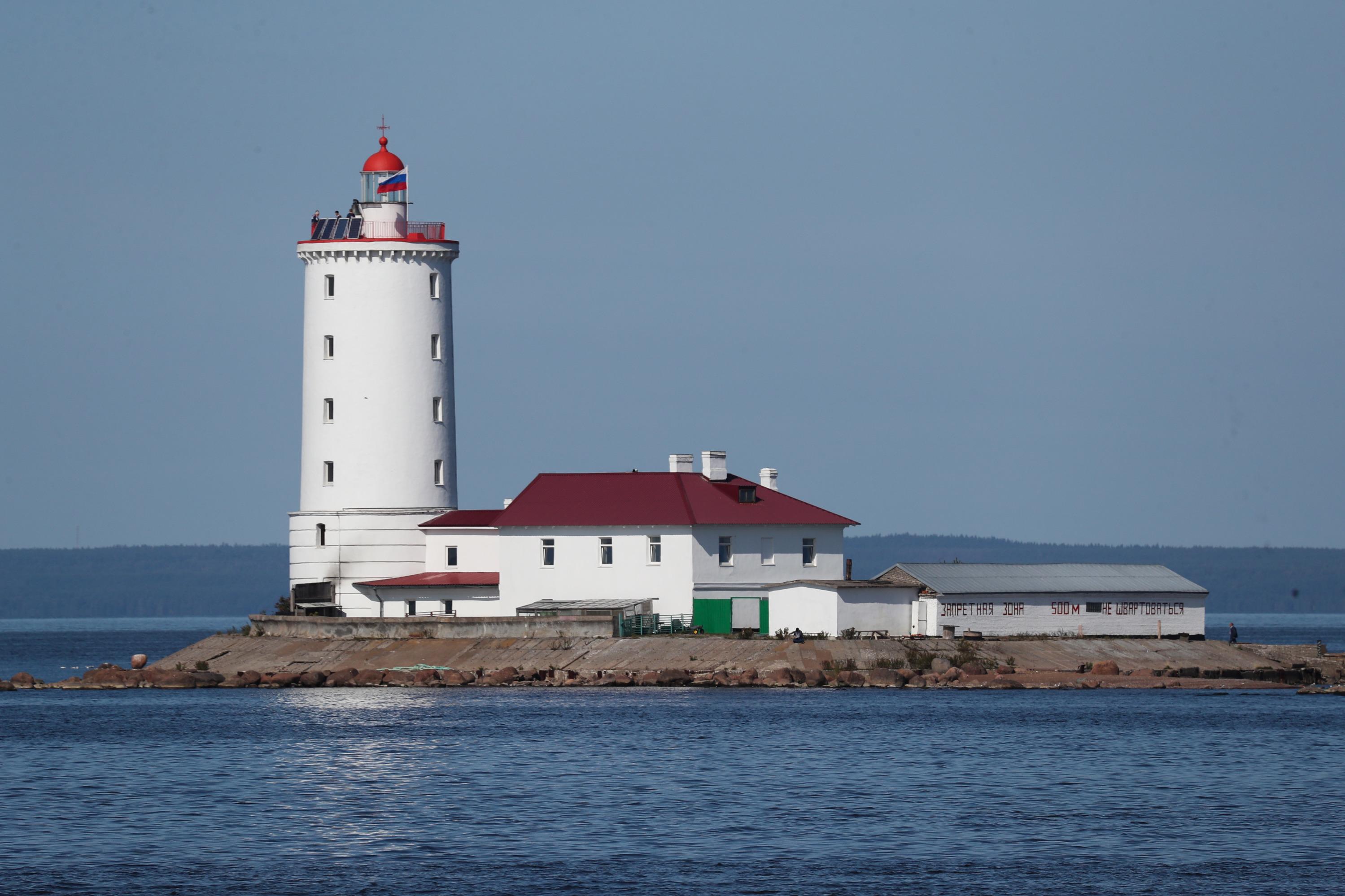 Куда приводят мечты. Спокойствие на маяке в Финском заливе оборвала семейная ссора с ножом