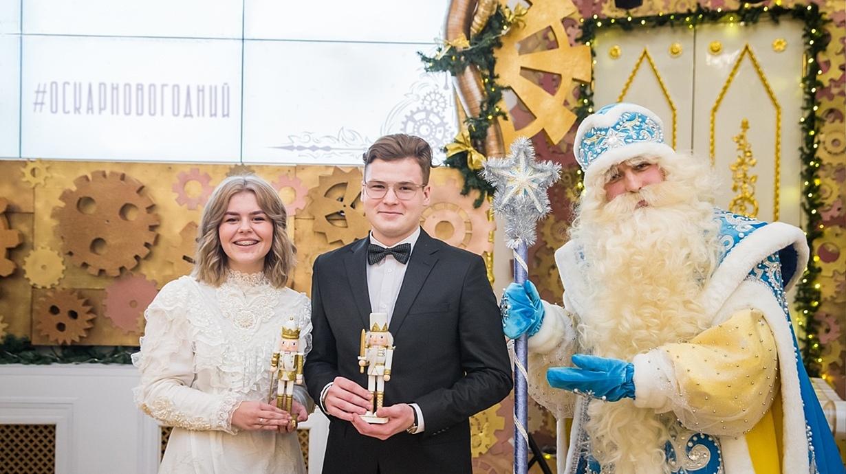 #Оскарновогодний: смотрите, о чем мечтают петербургские школьники