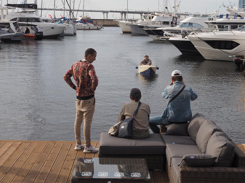Сушите весла, трудящиеся. Смольный предлагает яхт-клубу профсоюзов покинуть Петровскую косу за 310 млн рублей