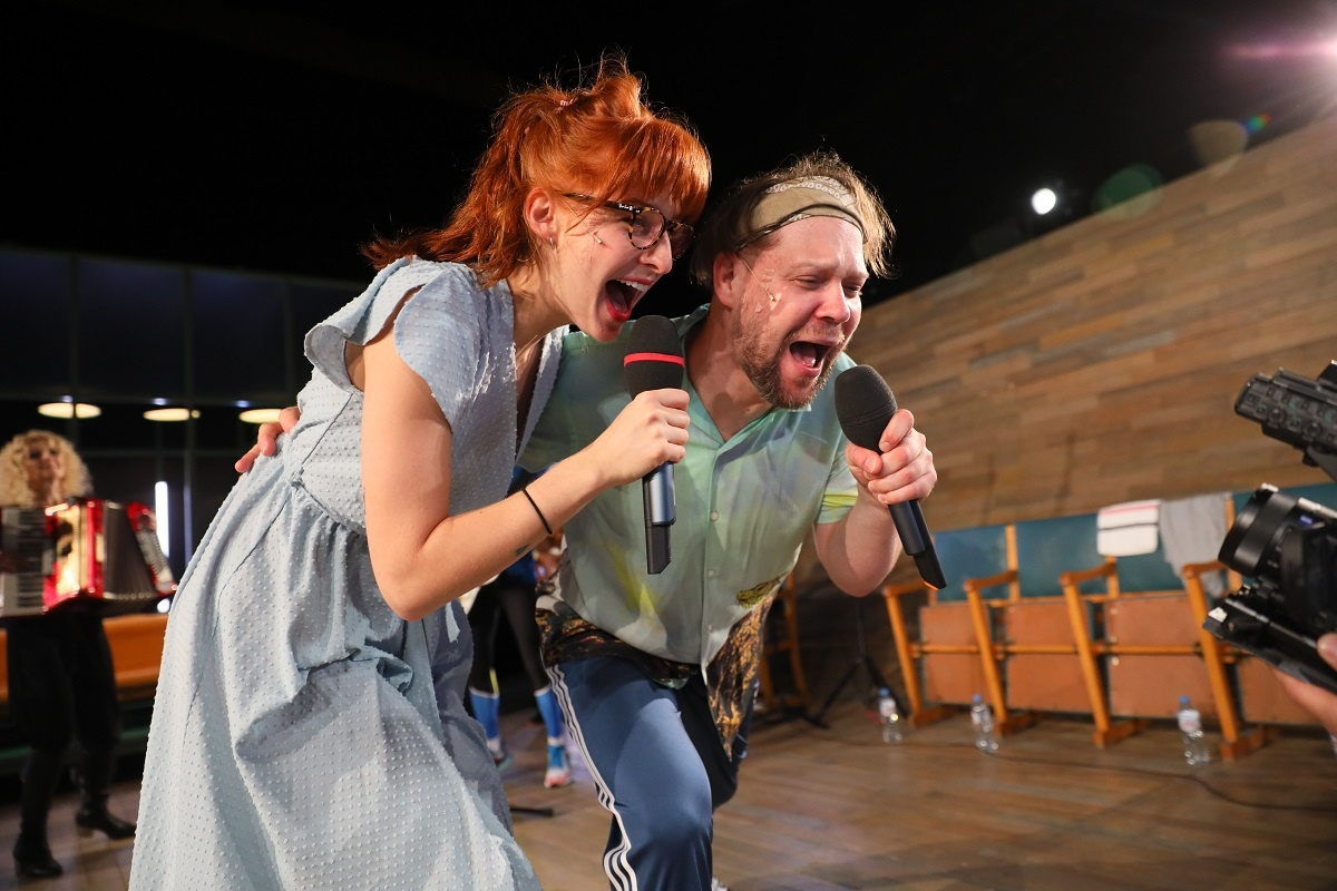 «Джульетта» как хулиганская выходка. Эстонцы в БДТ «взяли производную» от Шекспира
