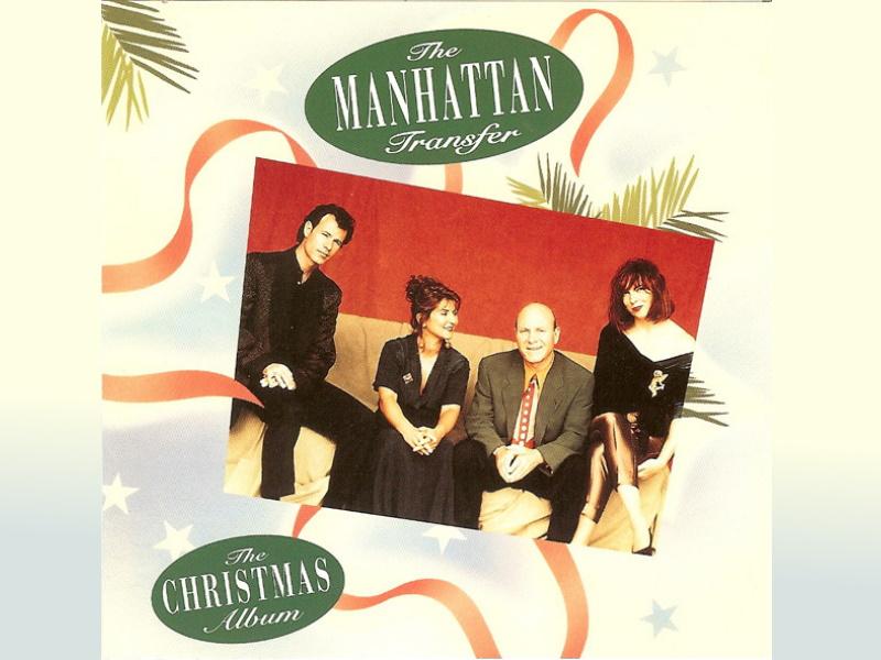 Среда Джаза с Давидом Голощекиным: The Manhattan Transfer – The Christmas Album