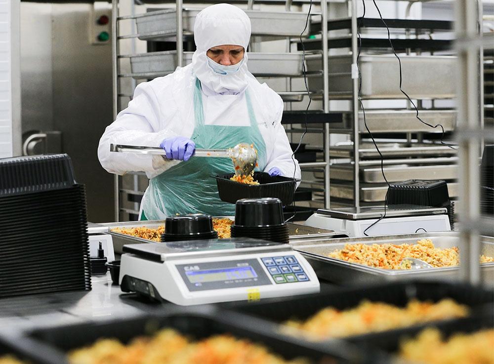 Смольный собирает инвесторов на кухне. На «Парнасе» готовят особую экономическую зону с гастрономическим уклоном