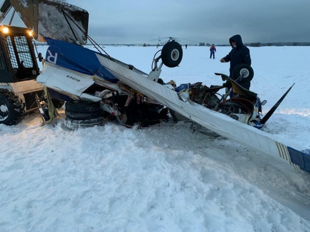 Как авиа-ДТП в Ленобласти унесло жизни опытного пилота, именинницы и её мужа